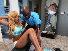Sexy Big Ass Black Girlfriend Whore