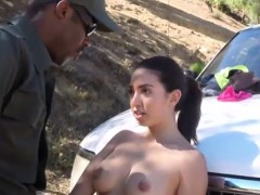 Latina Babe Gets Fucked By Bp Officer