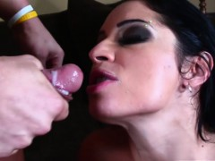 When She Opens Her Butt Hole For A Cock, Monica Wants It To