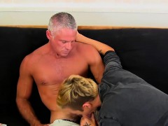 Mature Hunk Josh Ford Slams Mason Loves Tight Twink Asshole