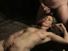 Hairy Amateur Mature Mumsy Double Eileen