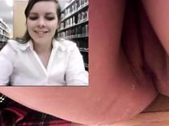 girl-masturbates-and-squirts-in-library