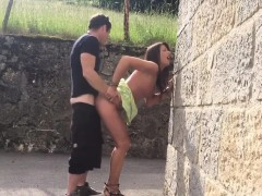 sexy-girlfriend-getting-fucked-up-against-the-wall