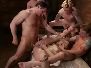 Gay porn gif brutal bondage rape