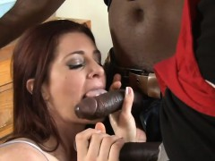 Kinky Cici Rhodes Double Stuffed By Massive Black Cocks