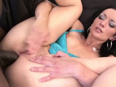 Saucy Milf Laura Receives An Anal Banging