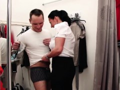 Horny German Milf Talena Slammed By A Young Cock