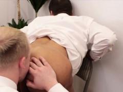 Gay Mormon Swallows Cum