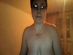 Russian Mature Claris From 1fuckdatecom