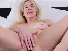 Sexy Erica Lauren Masturbation In Lingerie