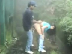 Indian Couple Fuck In The Rain Deja From Dates25com