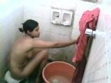 Hot teen naked on hidden cam