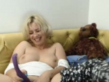 Lustful Busty Milf On Webcam Plays With Sextoy
