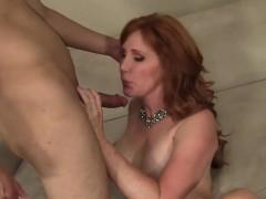Freya Fantasia Takes Huge Cock In Tight Hole