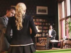 skinny schoolgirl pleasures two big meat poles xxx.harem.pt