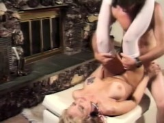 House Nurse Analed By The Patient