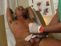 Doctor Gay Sex Movie And Medical Exam Uncut Cock Angel Could