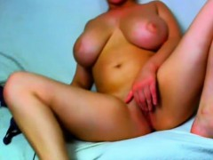 big-boobs-kyra-queen-playing-with-boobs-toy
