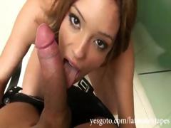 petite-latin-chick-melanie-rios-playing-with-sushi-and