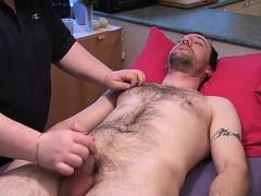 Amateur Ass Massage On Rubgay