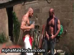 Butch Grand And Aitor Crash Gay Fisting Part2