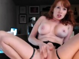 Pretty Hot Big Boobs Milf Drills Her Pussy And Squirts