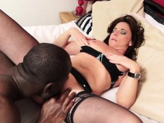 brunette-milf-oral-and-cum-on-tits