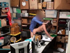 Shane Blair Gets Into Blow Cock And Bang In Office