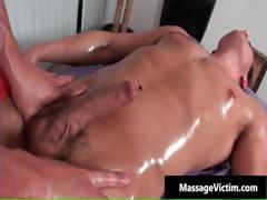 Dylan Gets His Anus Oiled And Fucked Part2