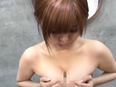 Hot Ass Teen Craves Dick In Her Oriental Muff Whilst Moaning