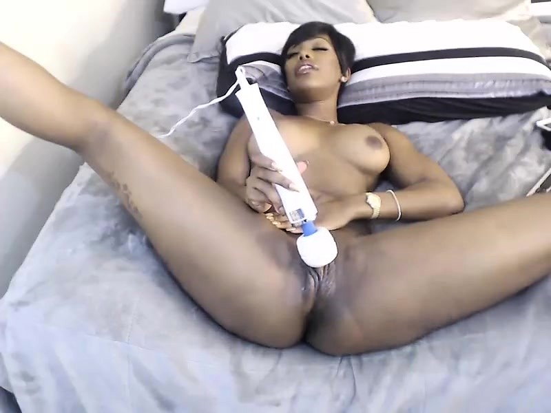 Young Black Girls Masturbating