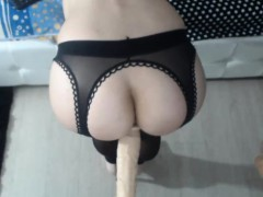 redhead-anal-in-stockings