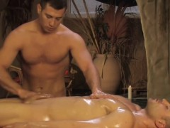 Gay Massage For The Genitals And Masturbation