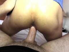 Tomboy Ladyboy Teen Handjob And Bareback Anal Fucking