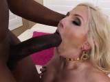 Christie Steven stretching out her pussy and rectum