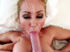 Pov Asian Cum Drenched
