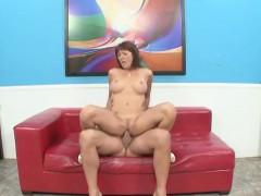 Mature wife Desi Foxx take big fat cock Porn Video