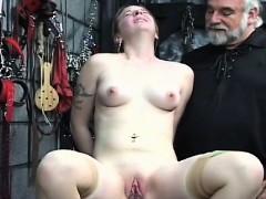 rough-lesbian-thraldom-in-amateur-scenes-along-hotties
