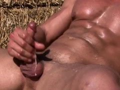 Straight Muscle Jock Cocksucking And Jerking