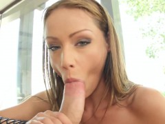 Sophie Lynx gets anal sex Perfect Gonzo style by Ass T
