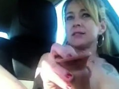 Shannon Dubois Squirts In The Car