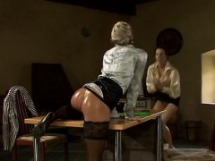 perverted lesbo luscious babes fetish play