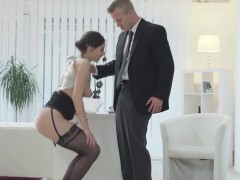 babes – office obsession – denis reed and ant