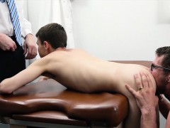 Familydick Nervous Teen Examined By Stepdad And Doctor