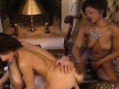African Sluts Take Long White Schlong In Pussies