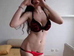 Glamour Amateur Striptease