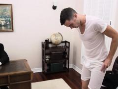 Mormonboyz Daddy Seduces Young Nervous Boy