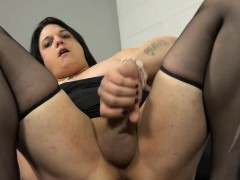 Femboy Bbw In Private Anal Affair