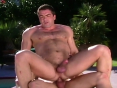 Poolside Gay Fuck With Horny Hunks