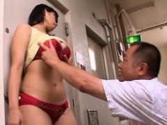 Japanese Milfs Shaking Weenie Between Their Big Pantoons